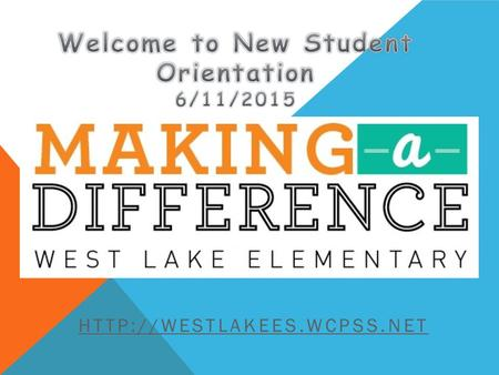 What's going on at West Lake Elementary? Sign up for text messages from Mr. Simons (text to (919) 926-0316text.
