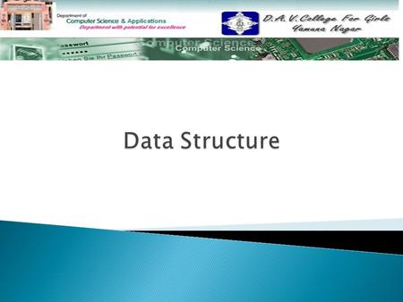  DATA STRUCTURE DATA STRUCTURE  DATA STRUCTURE OPERATIONS DATA STRUCTURE OPERATIONS  BIG-O NOTATION BIG-O NOTATION  TYPES OF DATA STRUCTURE TYPES.
