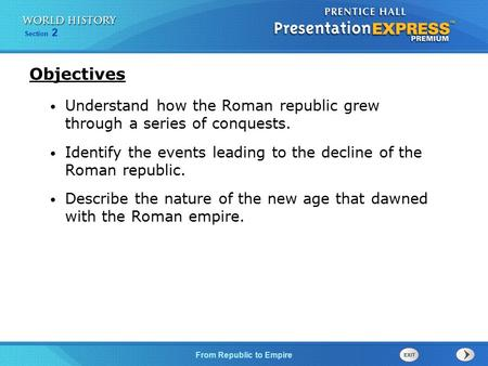 identifying the traits of the roman people Roman: so, people often think that prematurity is the primary cause of  ten  characteristic behaviors that have been identified that pertain to.