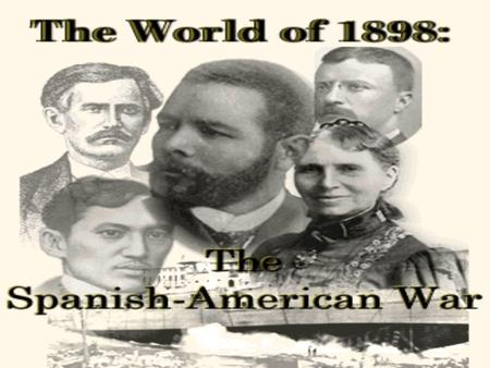 Revolution *1st: Spain Crushes (1868) *Lola Rodriguez de Tio & Jose Marti: Keep revolt going through the written word. *2nd: Cuba Libre! Free Cuba Spain.