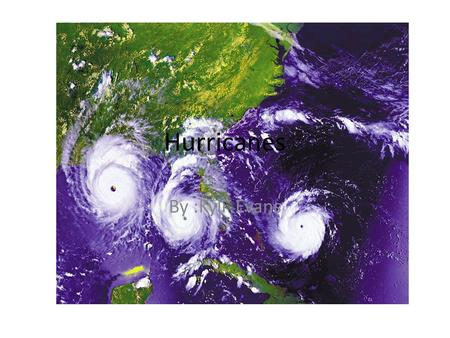 Hurricanes By :Kyli Evans. What happens during a hurricane Sometimes debris flies around. Things could blow away. Sometimes your house could get destroyed.