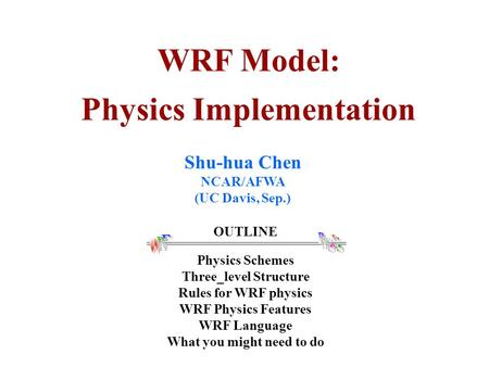 Physics Implementation Three_level Structure What you might need to do