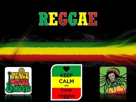 The history of the genre Reggae is a music genre first developed in Jamaica in the late 1960s. the term reggae more properly denotes a particular music.