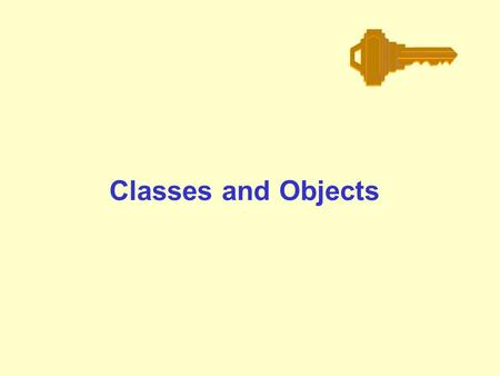 Classes and Objects Class: describes the form of an object, a template or blueprint or mold specifies data representation, behavior, and inheritance.