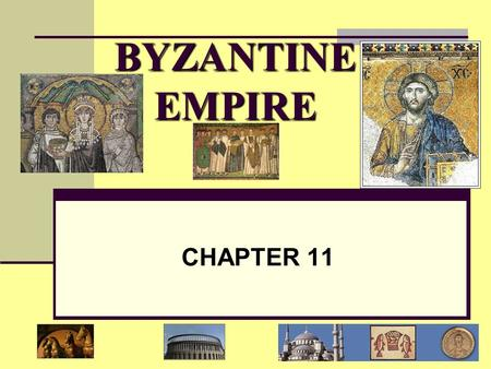 BYZANTINE EMPIRE CHAPTER 11. DID ROME REALLY FALL??? The Western Roman Empire crumbled in the 5 th century when Germanic tribes overran Rome However,