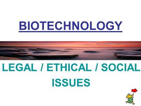 ethiek essay biotechnologie