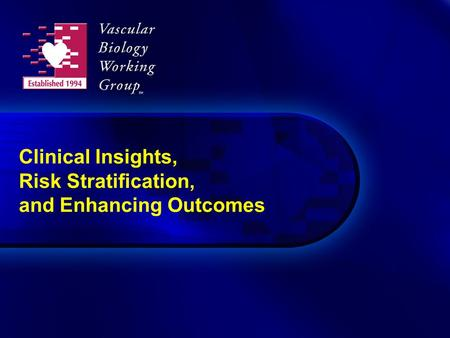 Clinical Insights, Risk Stratification, and Enhancing Outcomes.