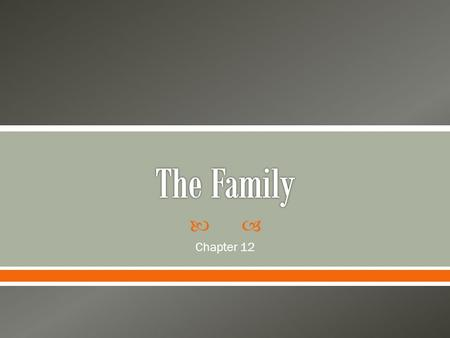 The Family Chapter 12.