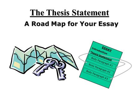 thesis statemant for