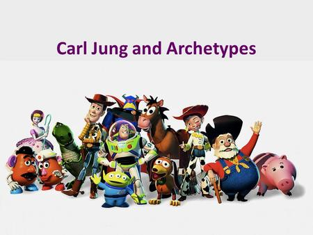 Carl Jung and Archetypes. Carl Jung 1875-1961 Freud's BFF Friendship ended over furious argument over the nature of the unconscious Psychotic breakdown.