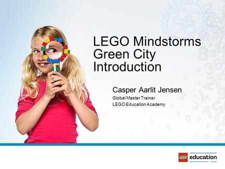 LEGO Mindstorms Green City Introduction