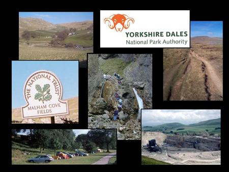 Land Use Conflicts A Case Study of The Yorkshire Dales National Park.