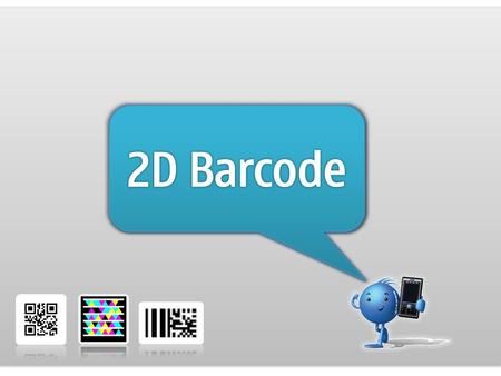 What is 2D Barcode ? Various standard of 2D Barcode 2D Barcode Application.