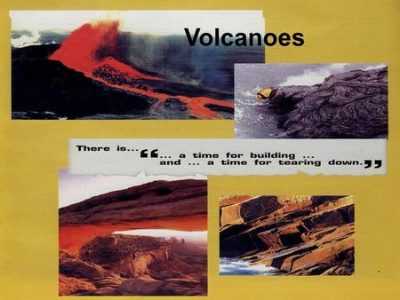 Volcanoes. Structure of a Volcano What is a volcano? a landform produced by magma emerges via an opening in the crust as lava flow Lava cools and solidifies.