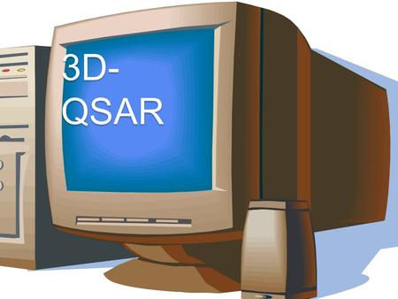 3D- QSAR. QSAR A QSAR is a mathematical relationship between a biological activity of a molecular system and its physicochemical parameters. QSAR attempts.