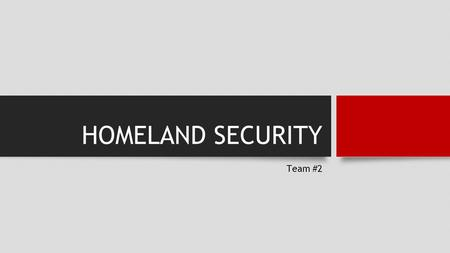 HOMELAND SECURITY Team #2. PRE 1973 Near non-existent security 1)NO ID required 2)Electronic Magnetometer Scan 3)Positive Scan = Search 8.