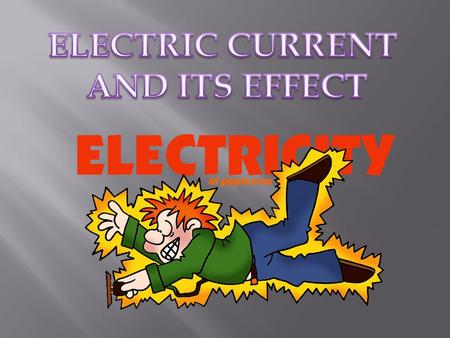  Electric current is a flow of electric charge through a conductive medium. In electric circuits this charge is often carried by moving electrons in.