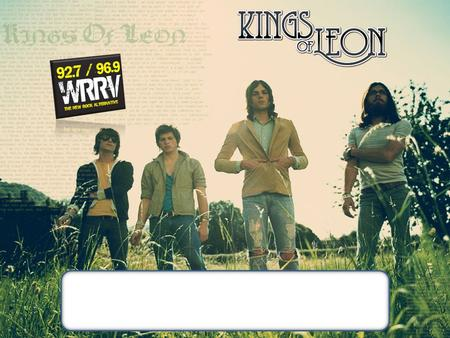 For over 19 years, 92.7/96.9 WRRV has brought some of the biggest concerts LIVE to the Hudson Valley. This year is no exception, as WRRV Presents Kings.