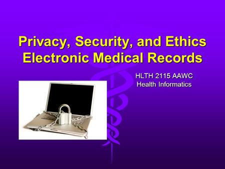 privacy concerns with electronic medical records