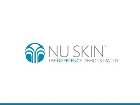 Scientific innovation has established Nu Skin as a global leader in the nutritional and personal care industries. Our proprietary processes enable us.