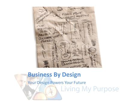 Business By Design Your Design Powers Your Future.