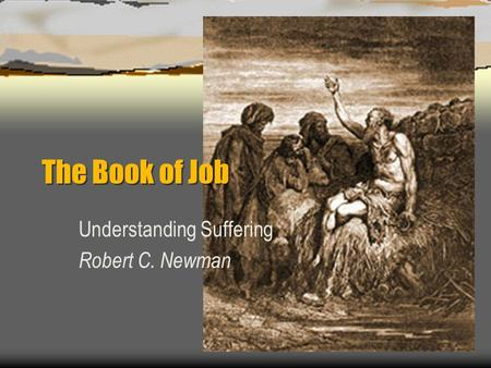 """Understanding the Book of Job"" by Tom Tompkins – Escape ..."