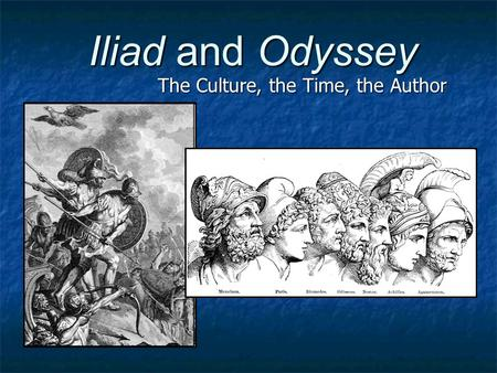 culture and society in the odyssey Minoans and myceneans: overview of greek history their capital was knossos, on crete, and they had a highly complex society with a written language, linear a their culture dated from 2900 to 1150 bce the iliad and the odyssey tell of the time of the myceneans.