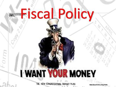 "Fiscal Policy. How are taxes collected ""Pay-as-you-earn"" ""Pay-as-you-earn"" – Taxable income: income on which you can be taxed Personal exemptions and."