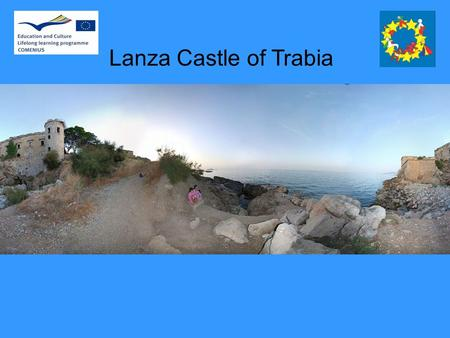 Lanza Castle of Trabia. The wealth of water of the lands of Trabia drove many noble families into these places, among which the prestigious Norman-Swabian.