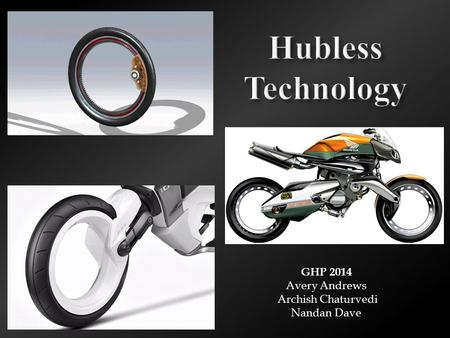 GHP 2014 Avery Andrews Archish Chaturvedi Nandan Dave.