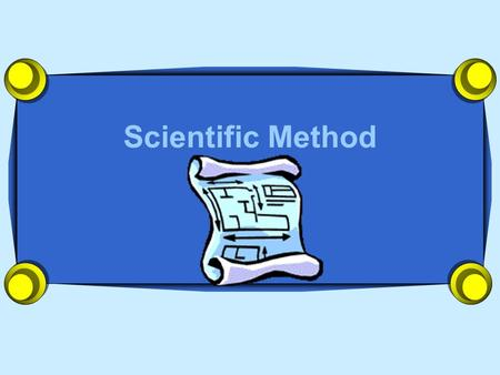 Scientific Method What is Science? Science is a process. Science often starts with a question.