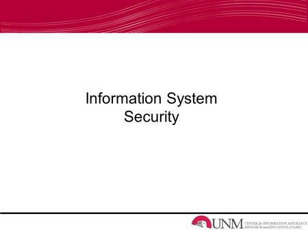 Information System Security. Agenda Survey Results Social Networking Multi-Factor Authentication & Passwords Phishing Schemes Cyber Bullying Advice.