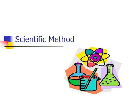 Scientific Method. Definition The Scientific method, is a method of investigation involving observations to test scientific hypothesis. There are 5 steps.