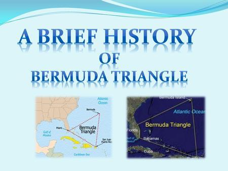 short essay on bermuda triangle