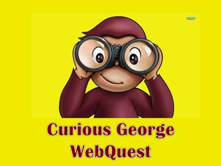 Who are the authors of the Curious George books? Did the authors like animals? Why did the authors chose a monkey? What year was Curious George first.