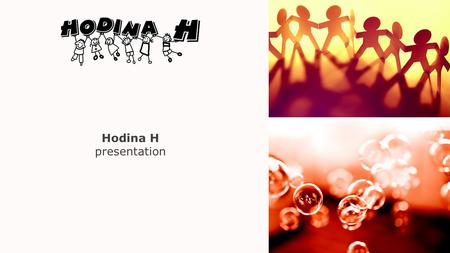 Hodina H presentation. Hodina H | Mission 2 Hodina H mission is to get and provide information mainly to children and youth, ensure their right for information.
