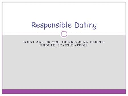 when should someone start dating One of the biggest concerns when dating someone is whether you are communicating enough for the relationship to develop there is no right or wrong answer regarding how much contact a couple should have when they are in the early stages of dating some couples find that talking for hours every day .