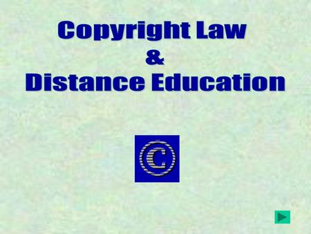 The DMCA is an act which was instituted to protect the original author of a work. It was reformed in 1988 & includes educational issues, such as the requirements.