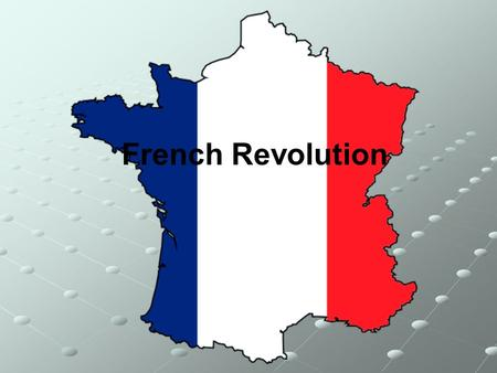French Revolution. The French Revolution Begins The Three Estates Who was a part of each estate/what jobs did they have? What percentage of the population.