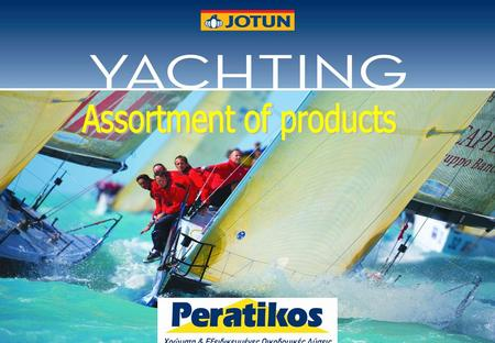 Leisure Yachting / Paint School / Assortment / rev May 10 / AG.