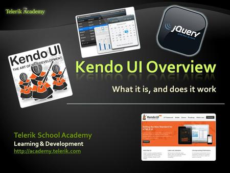 What it is, and does it work Learning & Development  Telerik School Academy.