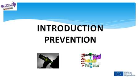 INTRODUCTION PREVENTION. In this topic we will be looking at and discussing how to prevent social exclusion in young people and in particular which approaches.