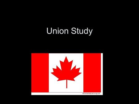 Union Study. What is a Labor Union? Recognized organization of workers that negotiates wages, working conditions, and other benefits with employers.