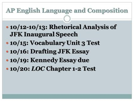Ap english language essay grading rubric