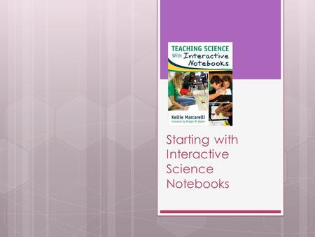 Starting with Interactive Science Notebooks. C'Mon, Me and Literacy?  Do you look for ways to hold students accountable for their own learning?  Do.