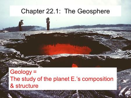 geology the study of the earth essay Why study geology geoscientists follow paths of exploration and discovery in quest of solutions to some of society's most challenging problems predicting the behavior of earth systems and the universe.