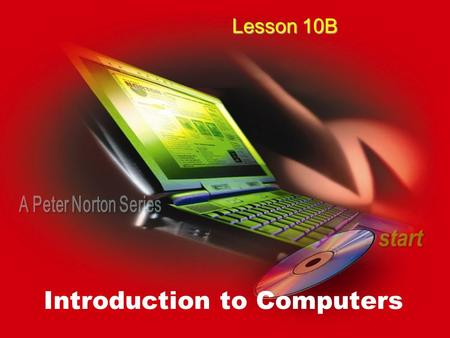 Introduction to Computers Lesson 10B. home Database A collection of related data or facts.