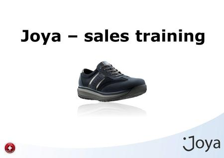 Joya – sales training. Responsibilities of the sales rep.