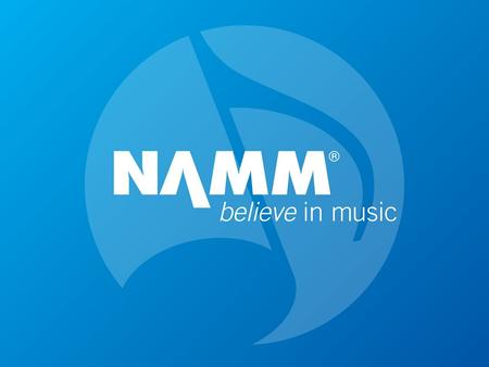 Product Liability for Musical Instruments and Accessories NAMM Webinar on Prop 65 James M. Goldberg.