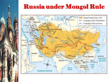 Russia under Mongol Rule